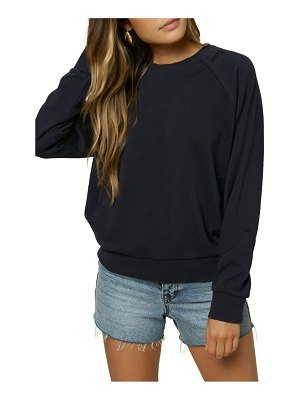 O'Neill beachside french terry pullover