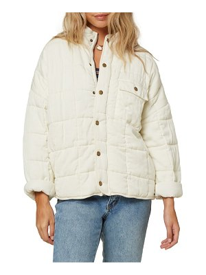 O'Neill mable quilted jacket