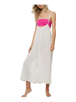 O'Neill pasito cover-up jumpsuit