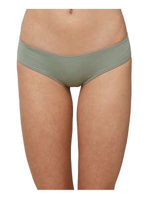 O'Neill salt water solids hipster bikini bottoms