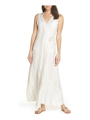 onia grace cover-up maxi dress
