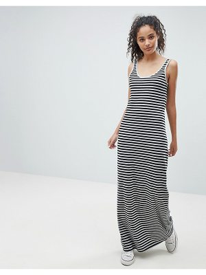 Only Abbie Stripe Maxi Dress