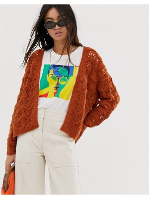 Only long sleeve cardigan