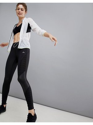 Only Play Performance Legging With Biker Details