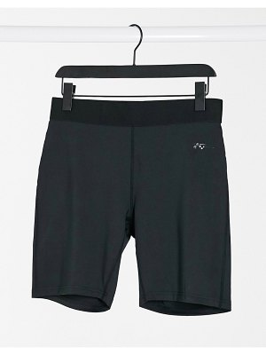 Only Play workout legging shorts in black