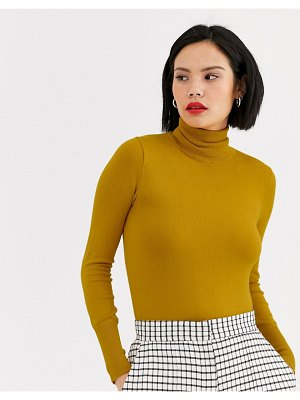 Only roll neck sweater
