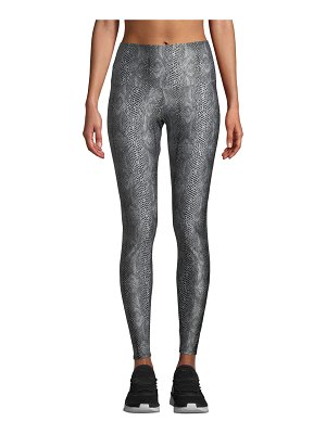 Onzie High-Rise Printed Performance Leggings