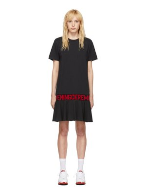 Opening Ceremony ssense exclusive  oc logo t-shirt dress