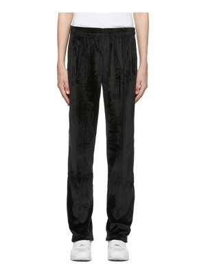 Opening Ceremony ssense exclusive  velour logo lounge pants