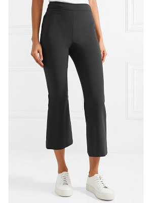Opening Ceremony william cropped stretch-cady flared pants