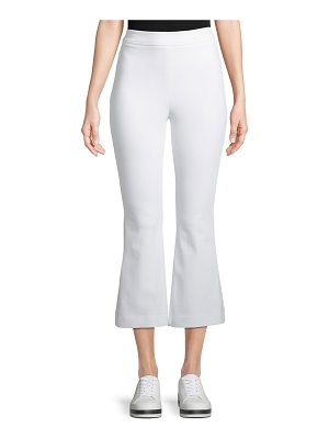 Opening Ceremony William Flare-Leg Stretch-Knit Pants