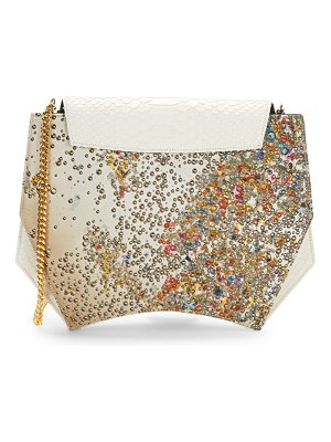 Opia The Buchanan Print Structure Clutch
