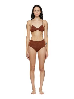 Oseree high-waisted lumiere bikini