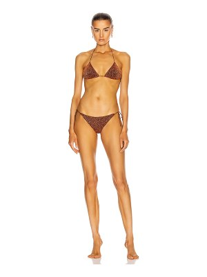 Oseree lumiere two piece bikini set
