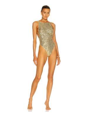 Oseree paillettes maillot