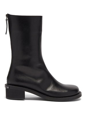 OSOI toboo leather ankle boots