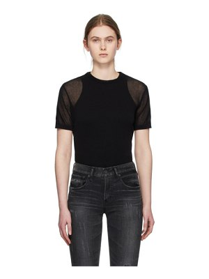 Our Legacy square round neck t-shirt