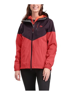 OUTDOOR RESEARCH aspire gore-tex hooded jacket