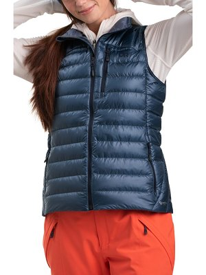 OUTDOOR RESEARCH helium 800 fill down vest