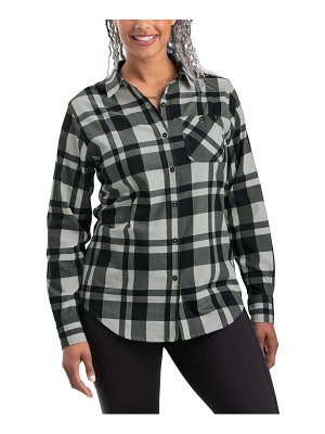 OUTDOOR RESEARCH kulshan flannel button-up tunic
