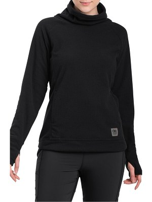 OUTDOOR RESEARCH trail mix cowl neck pullover