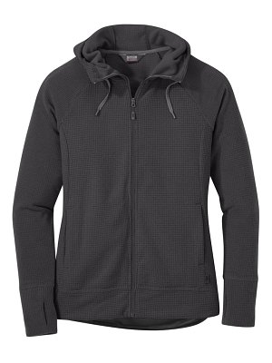 OUTDOOR RESEARCH trail mix hooded fleece jacket