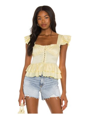 OW Intimates misty top