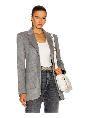 Paco Rabanne blazer with outside pockets