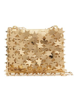 Paco Rabanne comet 1969 iconic chainmail star clutch bag