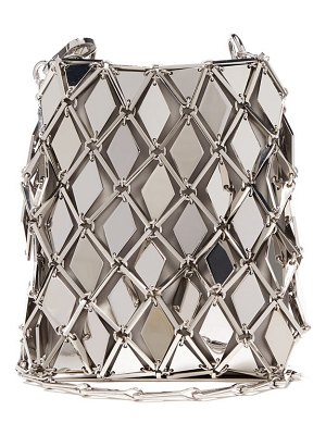 Paco Rabanne iconic 1969 chainmail mini cross-body bag