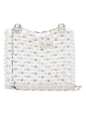 Paco Rabanne iconic 1969 crystal-embellished chainmail bag
