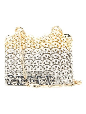 Paco Rabanne iconic 1969 mini chainmail bag