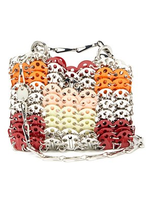 Paco Rabanne iconic 1969 mini patchwork chainmail bag
