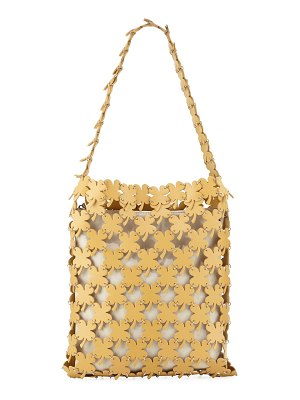 Paco Rabanne Iconic Clover Hobo Bag