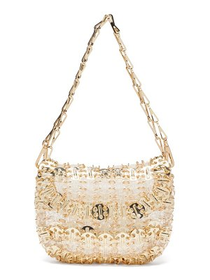 Paco Rabanne messenger reflection chainmail shoulder bag