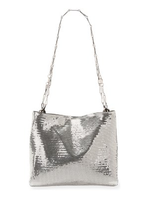 Paco Rabanne Pixel 1969 Chain-Mail Clutch Bag