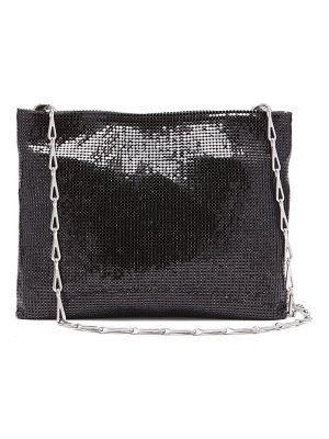 Paco Rabanne pixel 1969 chainmail mesh shoulder bag