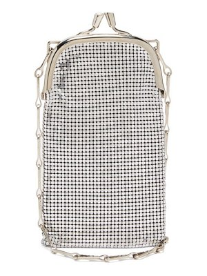 Paco Rabanne pixel 1969 mini chainmail shoulder bag