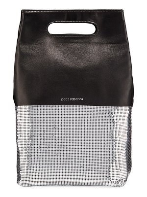 Paco Rabanne Section Folding Clutch Bag