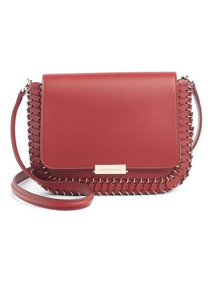 Paco Rabanne small calfskin crossbody bag