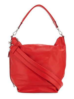 Paco Rabanne Soft Calfskin Hobo Bag