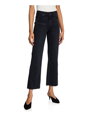 PAIGE Ately Ankle Flare-Leg Jeans
