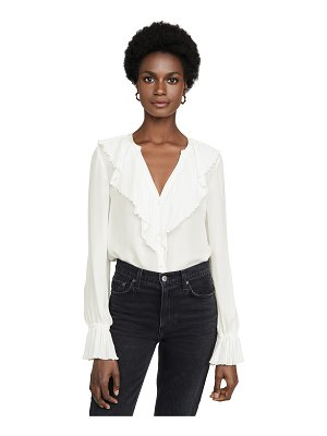 PAIGE caprina blouse