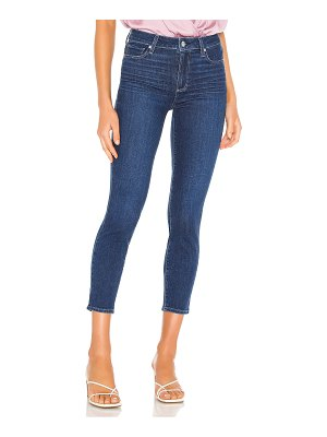 PAIGE hoxton crop. - size 26 (also