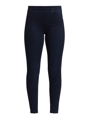 Paige Jeans hoxton high-rise pull-on ultra skinny jeans