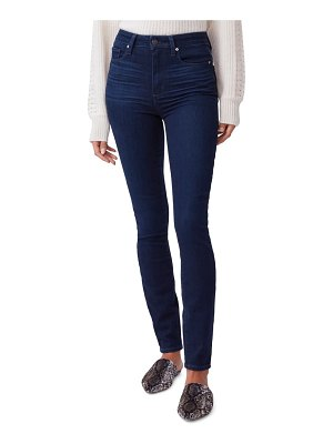 PAIGE margot high waist skinny jeans