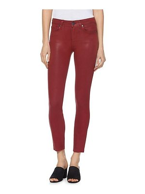 Paige Jeans verdugo ankle coated pants