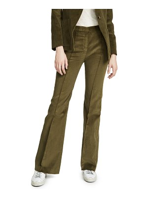 Pallas straight trousers