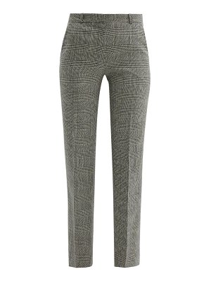 PALLAS X CLAIRE THOMSON-JONVILLE fulham prince of wales wool trousers