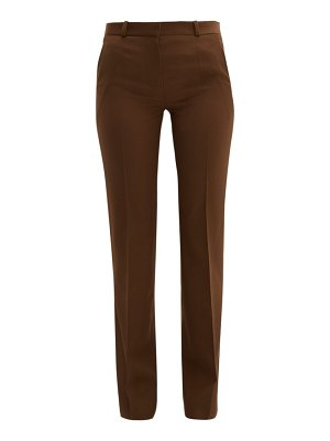 PALLAS X CLAIRE THOMSON-JONVILLE fulham wool twill trousers